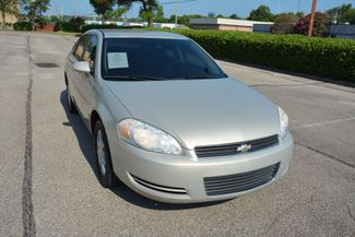 2008 Chevrolet Impala Police Unmarked Memphis, Tennessee 2