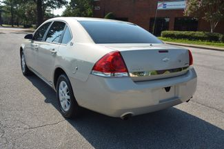 2008 Chevrolet Impala Police Unmarked Memphis, Tennessee 6