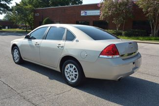 2008 Chevrolet Impala Police Unmarked Memphis, Tennessee 7