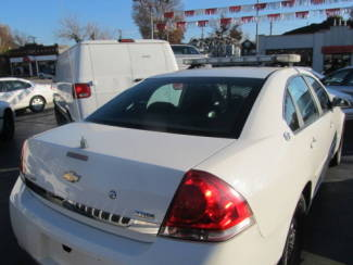2008 Chevrolet Impala Police w/ Equipment Patrol Ready LED lightbar 2 Digital Cameras Radio St. Louis, Missouri 17