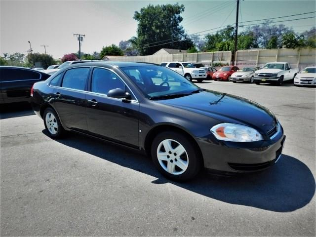 2008 Chevrolet Impala LS Limited warranty included to assure your worry-free purchase AutoCheck r