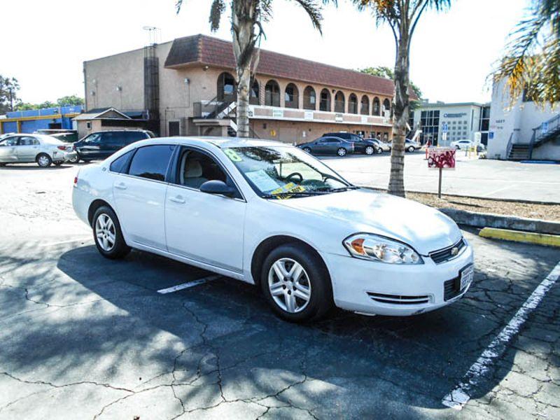 2008 Chevrolet Impala LS   Santa Ana, California   Santa Ana Auto Center in Santa Ana California
