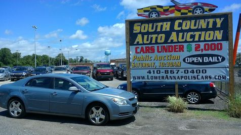 2008 Chevrolet Malibu LT w/2LT in Harwood, MD