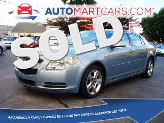 2008 Chevrolet Malibu LT w/1LT | Nashville, Tennessee | Auto Mart Used Cars Inc. in Nashville Tennessee