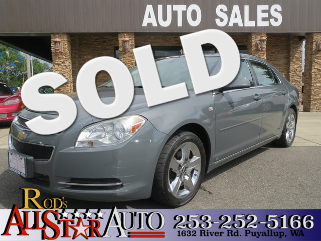 2008 Chevrolet Malibu LT w1LT The CARFAX Buy Back Guarantee that comes with this vehicle means th