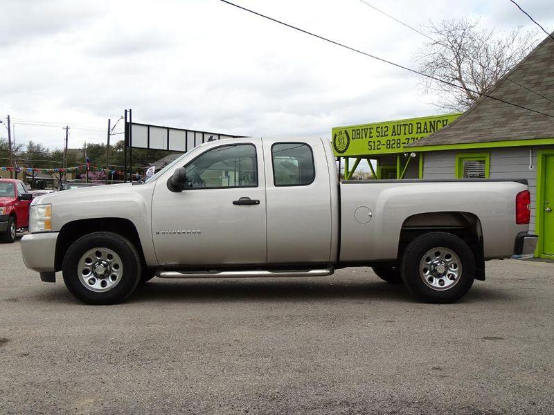 2008 Chevrolet Silverado 1500 Work Truck  in Austin, TX