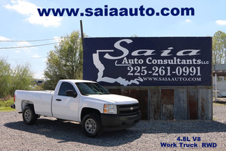 2008 Chevrolet Silverado 1500 Regular Cab V8 Automatic TWO OWNER CARFAX | Baton Rouge , Louisiana | Saia Auto Consultants LLC-[ 2 ]