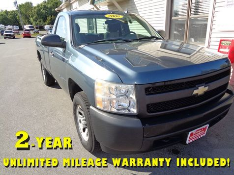 2008 Chevrolet Silverado 1500 Work Truck in Brockport