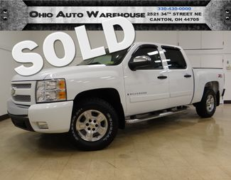 2008 Chevrolet Silverado 1500 LT Z71 4x4 Crew Cab Clean Carfax We Finance | Canton, Ohio | Ohio Auto Warehouse LLC in  Ohio