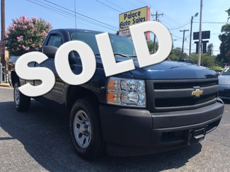 2008 Chevrolet Silverado 1500 Work Truck CHARLOTTE, North Carolina