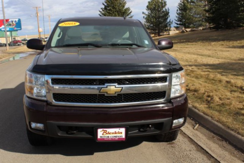 2008 Chevrolet Silverado 1500 LTZ  city MT  Bleskin Motor Company   in Great Falls, MT