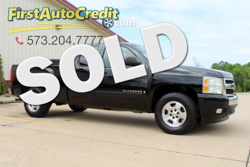 2008 Chevrolet Silverado 1500 LT w/1LT in Jackson  MO