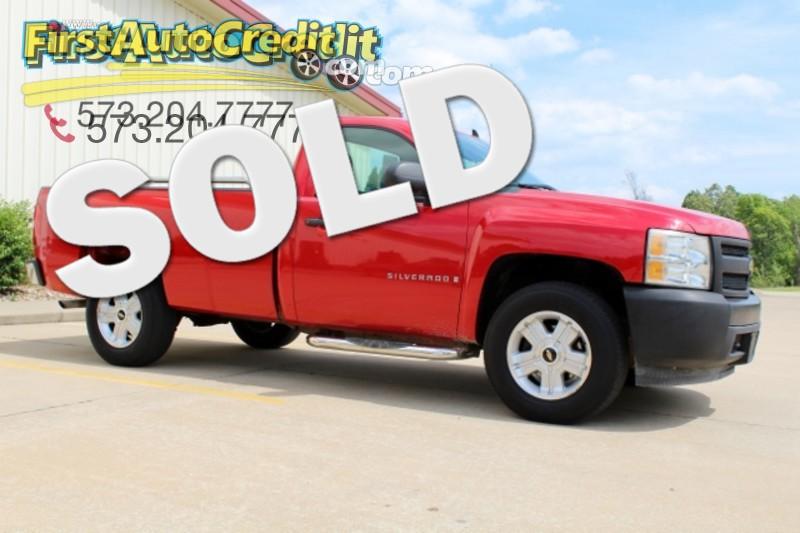 2008 Chevrolet Silverado 1500 Work Truck in Jackson  MO