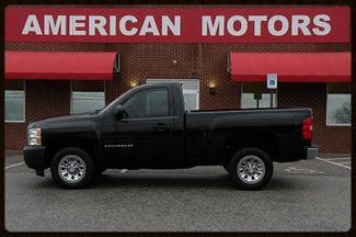 2008 Chevrolet Silverado 1500 Work Truck | Jackson, TN | American Motors of Jackson in Jackson TN
