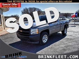 2008 Chevrolet Silverado 1500 Work Truck | Lubbock, TX | Brink Fleet in Lubbock TX