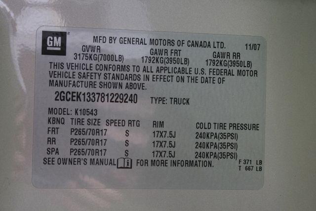 2008 Chevrolet Silverado 1500 LT Crew Cab 4x4 Z71 - BRAND NEW TIRES! Mooresville , NC 34