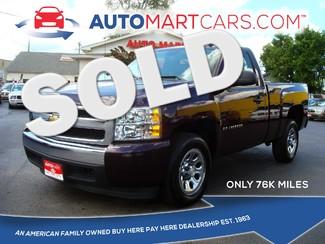 2008 Chevrolet Silverado 1500 Work Truck Nashville, Tennessee