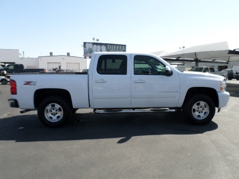 2008 Chevrolet Silverado 1500 LTZ  city OK  Diffee Motor Cars South  in Oklahoma City, OK
