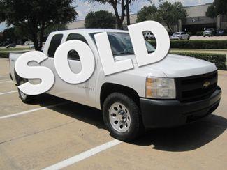 2008 Chevrolet Silverado X/Cab, 4x4 SWB, Low Miles Plano, Texas