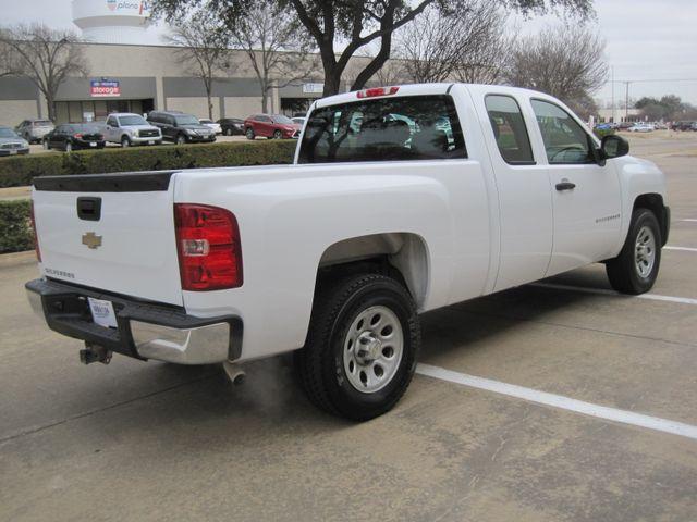 2008 Chevrolet Silverado 1500 X/Cab WT 1 Owner, Service History, Lo Mi. Plano, Texas 11