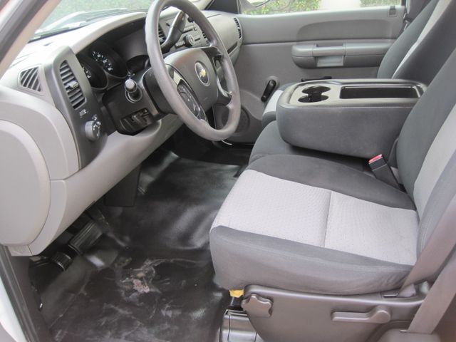 2008 Chevrolet Silverado 1500 X/Cab WT 1 Owner, Service History, Lo Mi. Plano, Texas 14