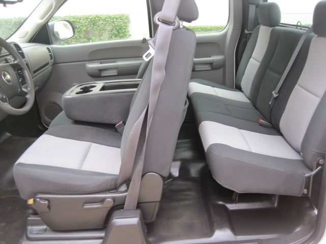 2008 Chevrolet Silverado 1500 X/Cab WT 1 Owner, Service History, Lo Mi. Plano, Texas 16