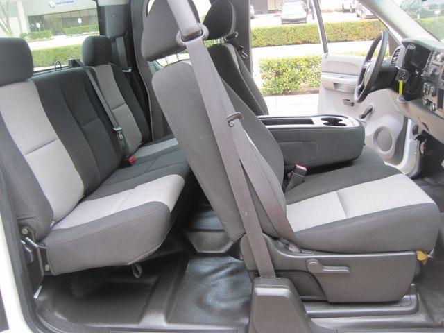 2008 Chevrolet Silverado 1500 X/Cab WT 1 Owner, Service History, Lo Mi. Plano, Texas 17