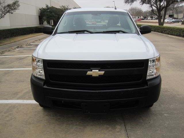 2008 Chevrolet Silverado 1500 X/Cab WT 1 Owner, Service History, Lo Mi. Plano, Texas 2