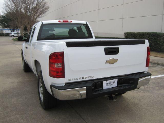 2008 Chevrolet Silverado 1500 X/Cab WT 1 Owner, Service History, Lo Mi. Plano, Texas 8