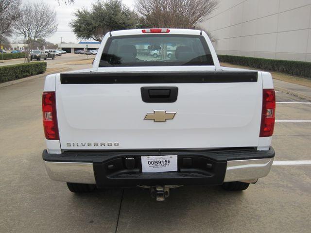 2008 Chevrolet Silverado 1500 X/Cab WT 1 Owner, Service History, Lo Mi. Plano, Texas 9