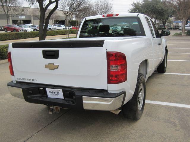 2008 Chevrolet Silverado 1500 X/Cab WT 1 Owner, Service History, Lo Mi. Plano, Texas 10