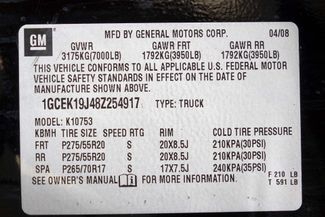 2008 Chevrolet Silverado 1500 LT 4x4 * 1-OWNER * Ext Cab * 20's * 5.3 * Spray-In Plano, Texas 44
