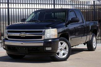 2008 Chevrolet Silverado 1500 LT 4x4 * 1-OWNER * Ext Cab * 20's * 5.3 * Spray-In Plano, Texas 1