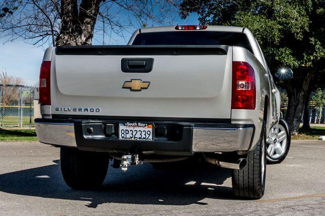 "2008 Chevrolet Silverado 1500 LT w/1LT - AUTO - 20"" WHEELS Reseda, CA 7"