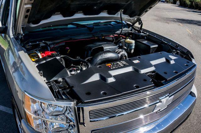"2008 Chevrolet Silverado 1500 LT w/1LT - AUTO - 20"" WHEELS Reseda, CA 32"