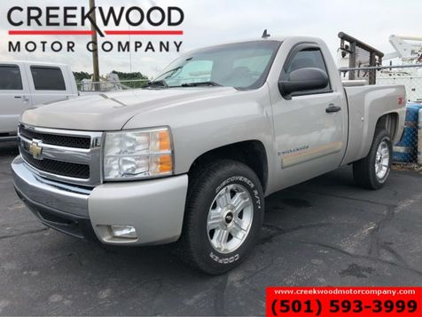 2008 Chevrolet Silverado 1500 LT Z71 4x4 Regular Cab Low Miles New Tires 1 Owner in Searcy, AR