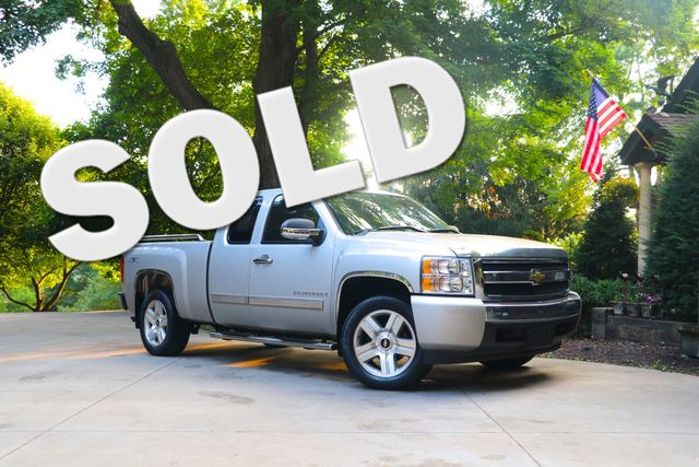 2008 Chevrolet Silverado 1500 LT | Tallmadge, Ohio | Golden Rule Auto Sales in Tallmadge Ohio