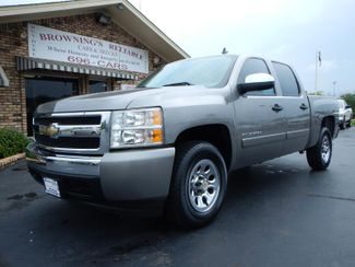 2008 Chevrolet Silverado 1500 LS  city TX  Brownings Reliable Cars  Trucks  in Wichita Falls, TX