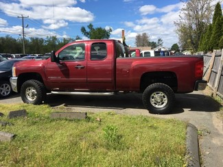 2008 Chevrolet Silverado 2500 LT in West Springfield, MA