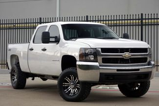 2008 Chevrolet Silverado 2500HD* 4x4* Crew* LIFTED* EZ Finance** | Plano, TX | Carrick's Autos in Plano TX