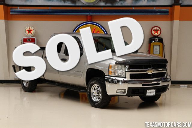 2008 Chevrolet Silverado 2500HD LT This Carfax 1-Owner 2008 Chevrolet Silverado 2500HD LT is in gr