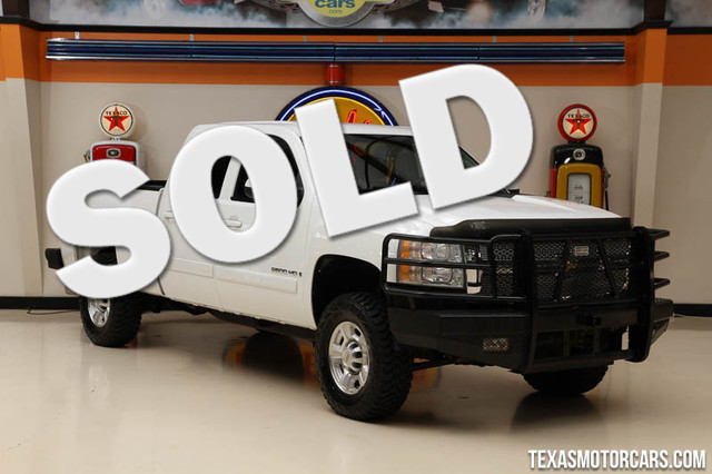 2008 Chevrolet Silverado 2500HD LTZ This Carfax 1-Owner 2008 Chevrolet Silverado 2500HD LTZ is in