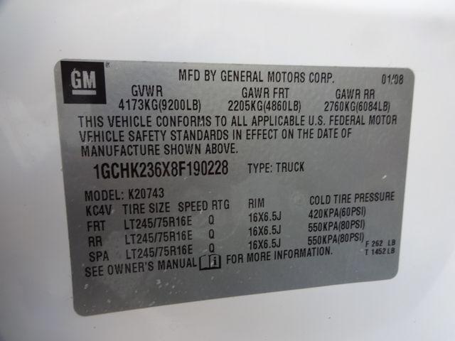 2008 Chevrolet Silverado 2500HD LT w/1LT Corpus Christi, Texas 49