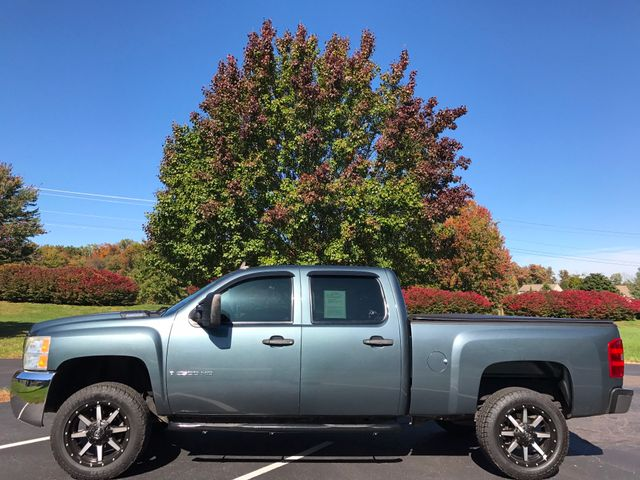 2008 Chevrolet Silverado 2500HD Leesburg, Virginia 4
