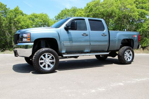2008 Chevrolet Silverado 2500HD LT - LIFTED - 4X4 in Liberty Hill , TX