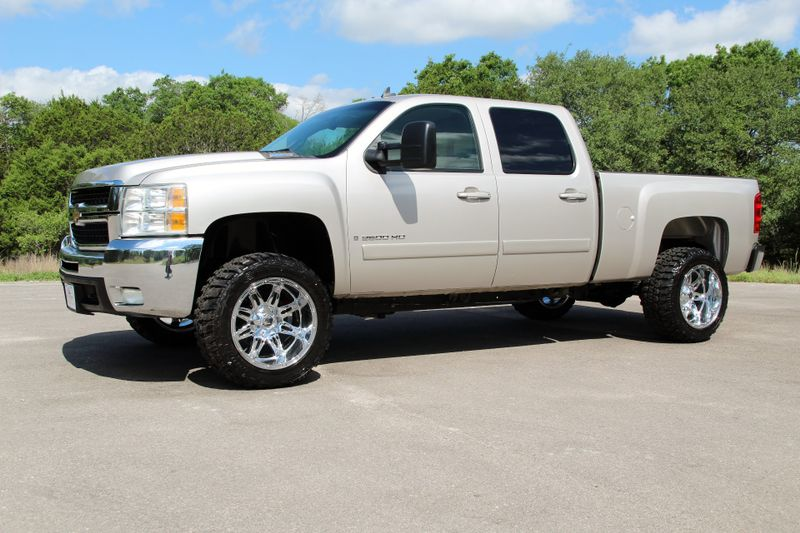 2008 Chevrolet Silverado 2500HD LTZ - LOADED - LOW MILES