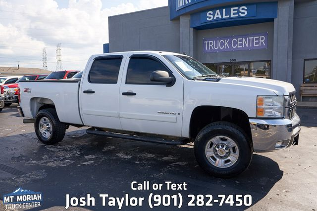 2008 Chevrolet Silverado 2500HD LT w/1LT in  Tennessee