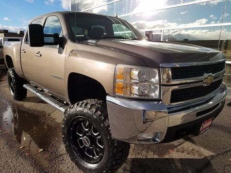 2008 Chevrolet Silverado 2500HD LTZ in