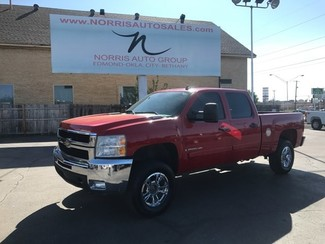 2008 Chevrolet Silverado 2500HD LT w/1LT in Oklahoma City OK