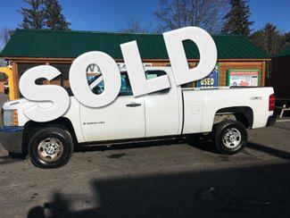 2008 Chevrolet Silverado 2500HD 4x4 DIESEL 4x4 Ontario, OH